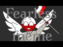 FEARLESS meme ×Countryhumans× (FlipaClip) Desc!-100 years of independence!