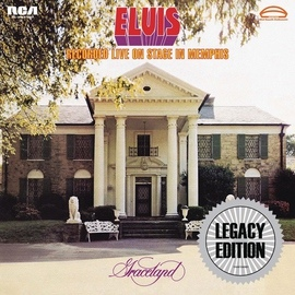 Elvis Presley альбом Elvis Recorded Live on Stage in Memphis (Legacy Edition)