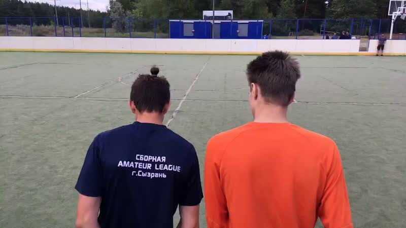 🇷🇺⚽️Олимпик vs Сборная Amateur League U-17/19⚽️🇷🇺