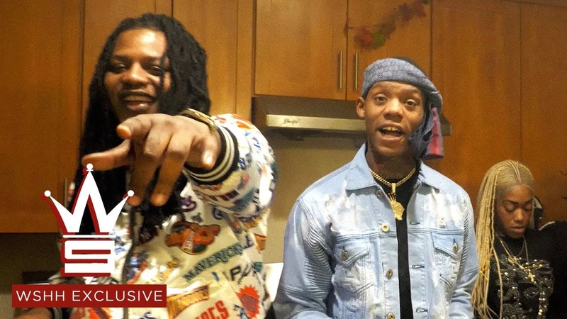 El Hitta Feat. FBG Duck Jucee Froot Sacrifice (WSHH Exclusive - Official Music Video)