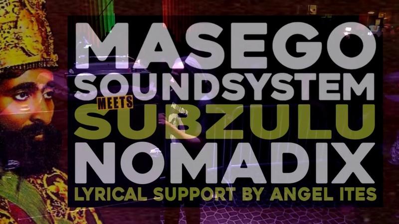 Nomadix (UK) - Mystical Mexico Dubplate (Jah Command ) @ worm (nl) 260518