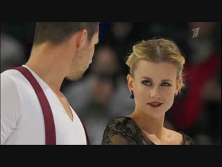 Skate America 2018. Ice Dance - RD. Madison HUBBELL / Zachary DONOHUE