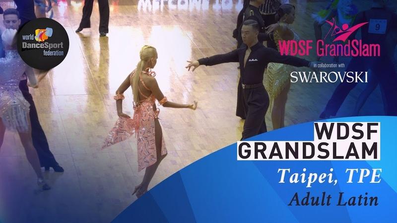 Tam - Novikova, CAN | 2019 GrandSlam LAT Taipei | R2 C