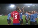 RecuerdoCeleste Hoy se cumplen cuatro años del debut de @GiorgiandeA en la selección mayor de @Uruguay, frente a Corea del Sur,