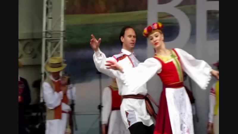 Хай жыве и пасеца беларуская пташка батян! 30.4.17г.