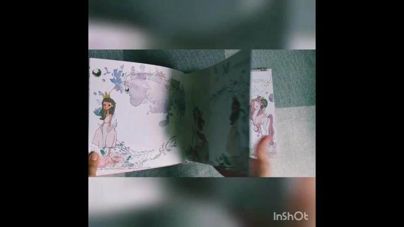 Альбом для девочки 😍