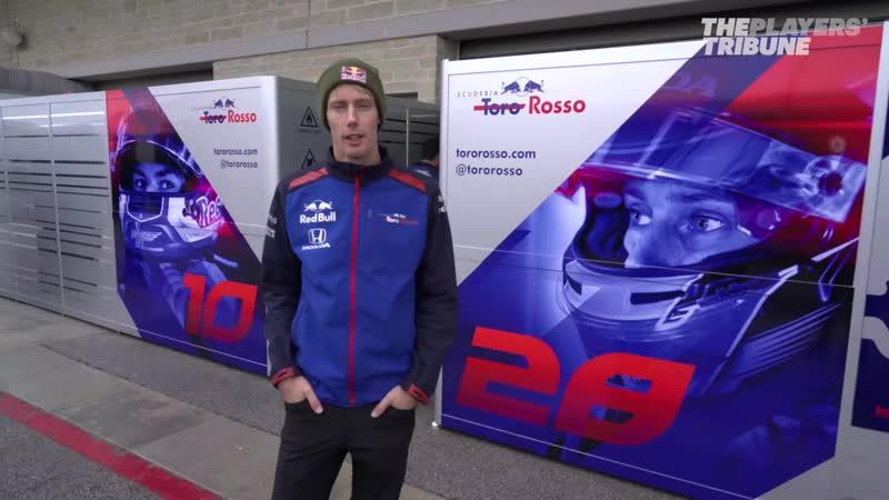 Brendon Hartley's Garage Tour