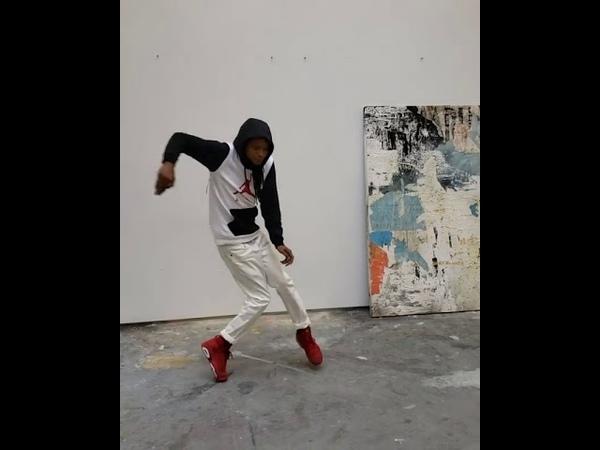 Memphis Jookin Daniel doing the impossible