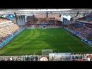 Матч Чемпионата Мира по футболу FIFA 2018 Мексика Швеция