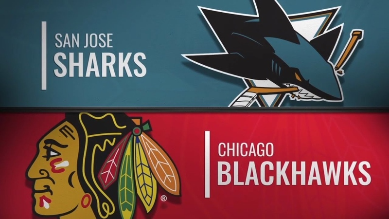 San Jose Sharks vs Chicago Blackhawks | Dec.15, 2018 NHL | Game Highlights | Обзор матча