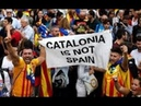 Violence Erupts In Barcelona, Catalonia - At Least 60 Injured