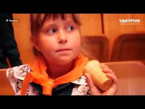 Первоклассное мороженое от КОМОС ГРУПП в цирке Удмуртии