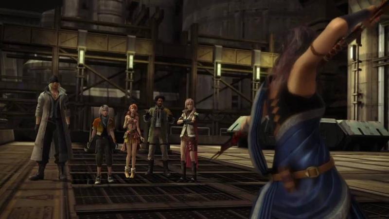 Final Fantasy XIII Official X10 Trailer [HD]