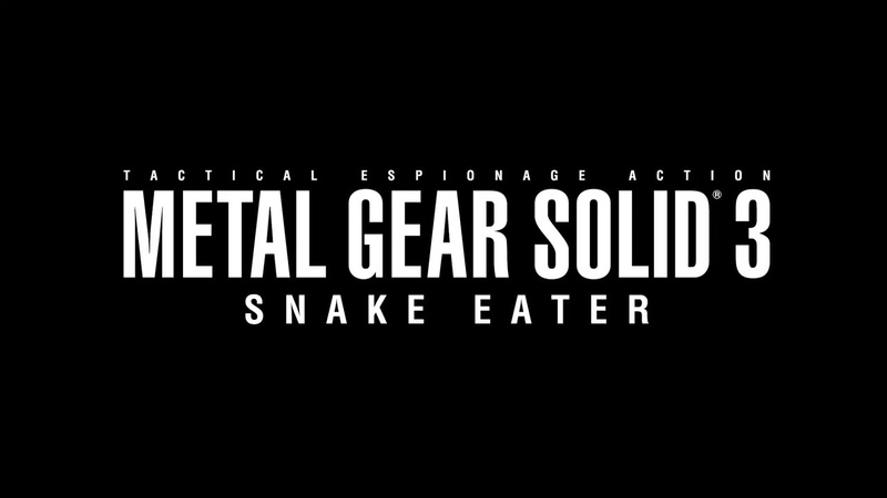 Snake Eater (Unused Version) - Metal Gear Solid 3 Snake Eater