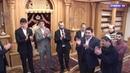 Дарение свитка Торы синагоге Байт Сфаради