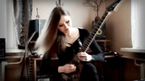 Scorpions - Rock You Like a Hurricane ( solo cover by Zarina Rybakova)
