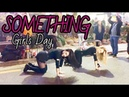걸스데이 Girl's Day Something dance cover by Red Spark Hongdae 홍대 K pop IN PUBLIC RUSSIAN TEAM