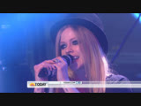 Avril Lavigne - Here's To Never Growing Up Today Show (FullHD 1080p)
