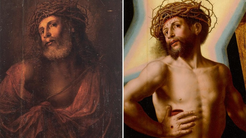 Christ Rediscovered — The Provocative Portrait Almost Lost to Art History