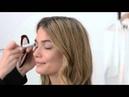 Видео урок макияж в золотых тонах