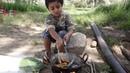 Prawns Pakodi Recipe By Little Chef Minnu Indian Special Recipe