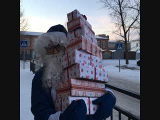 Новогодний розыгрыш для жителей и гостей города Улан-Удэ!!! 2019 НАДЕЕМСЯ, ВСЕ ДОВОЛЬНЫ!