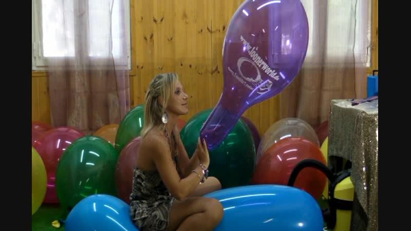 Balloon Fetish Looner Misslooner 2 Bb14