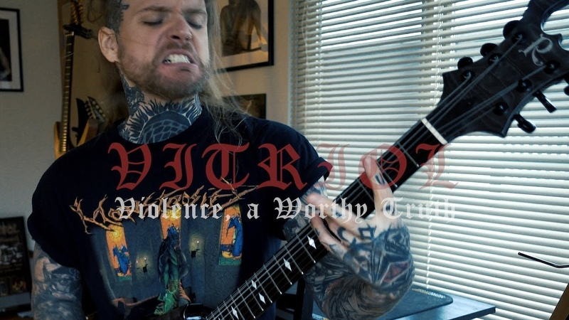 VITRIOL - Violence, a Worthy Truth - Official Play Through Video