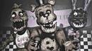 Five Nights at Freddy's Song FNAF SFM 4K Music Box Die In A Fire