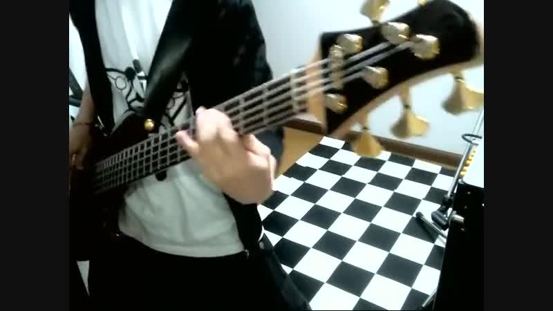 SiM ✖ KiLLiNG_ME JapanLEZZAnimeMADplayingmusiciSiMKiLLiNG_ME