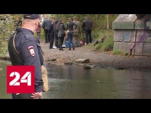 Пойманный карельский маньяк рассказал, как убивал своих жертв - Россия 24