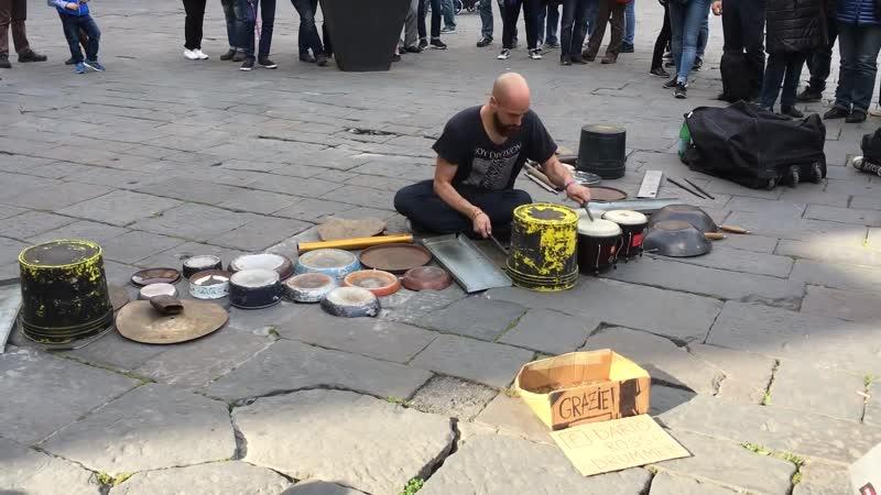 DARIO ROSSI - Firenze, Piazza della republica