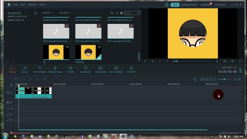 TUTORIAL CARA MENSENSOR VIDEO MENGGUNAKAN FILMORA MISS TUTORIAL 19