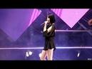 [4K] 180915 여자친구 (GFRIEND) 은하 (EUNHA) 너 그리고 나 (NAVILLERA) / 양주 천일홍 축제 직캠 fancam by ecu