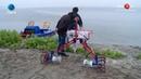 13.08.2018 На озере Тунайча прошли испытания робототехники бюро морских исследований