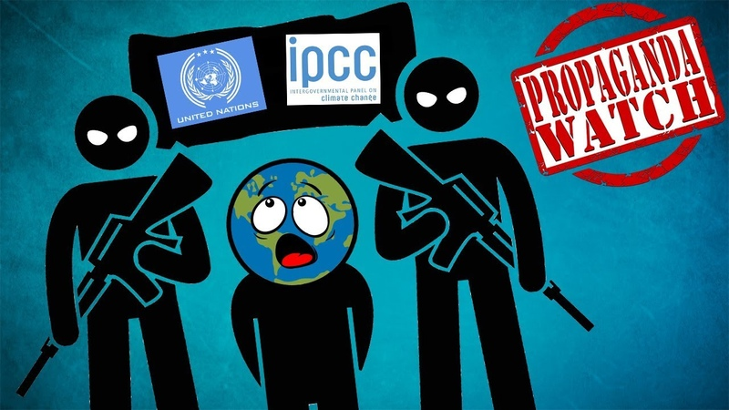 Pay Up or the Earth Gets It PropagandaWatch