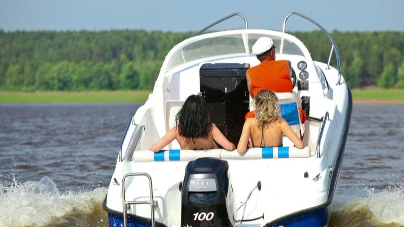 Моторная лодка Бестер-500
