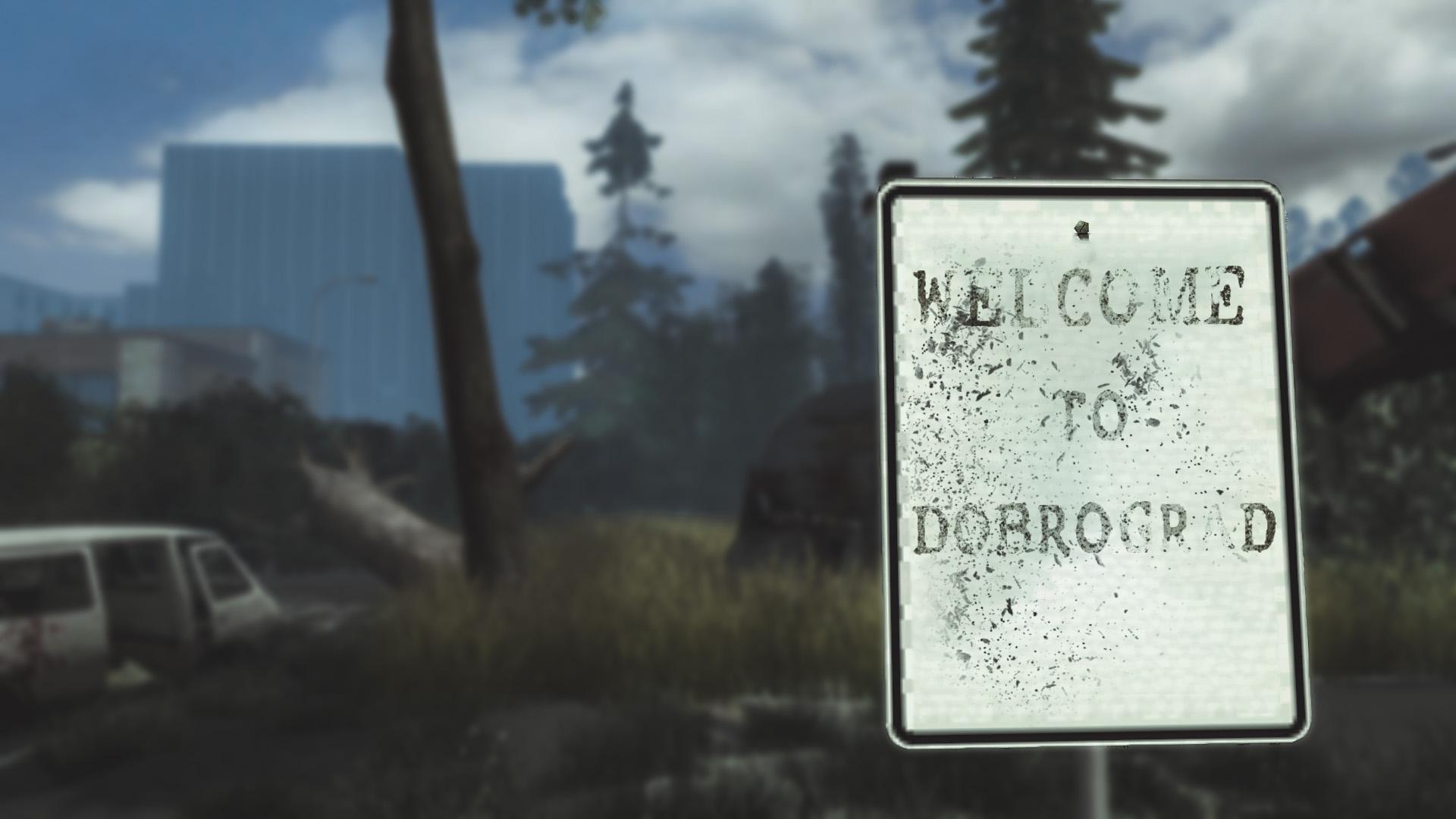 Welcome to Dobrograd