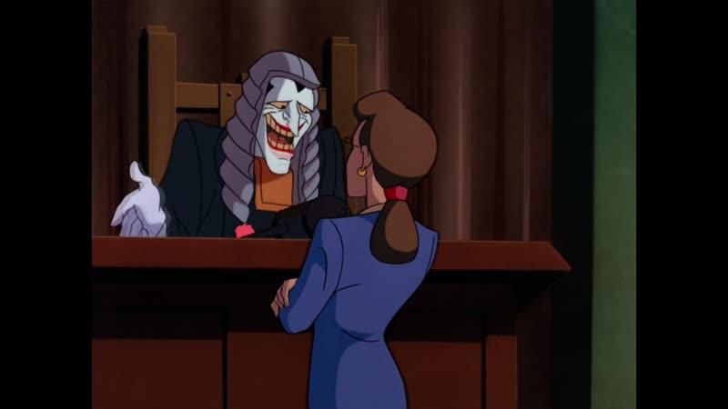 Batman The Animated Series (1992) - S02E09 - Trial 1080 blu ray