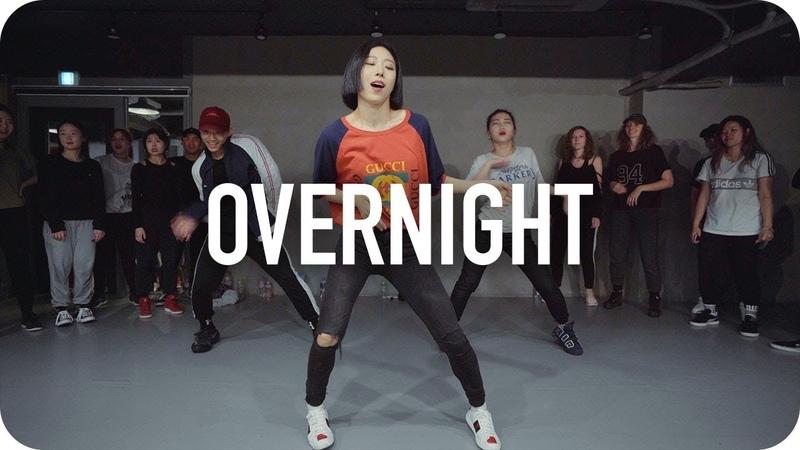Overnight - Parcels Lia Kim Choreography