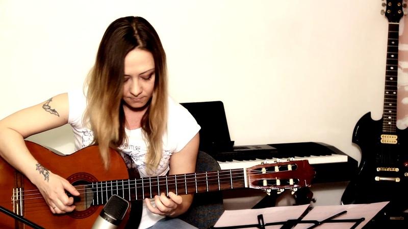 Yiruma - River Flows in You   Guitar cover