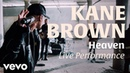 Kane Brown Heaven Official Live Performance Vevo