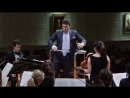 Student experiences Learning Brahms with Maxim Vengerov