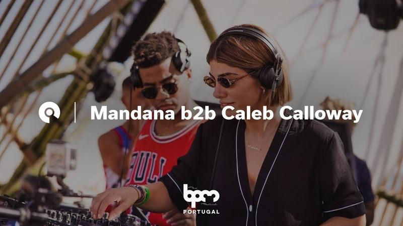 Mandana b2b Caleb Calloway @ The BPM Festival Portugal 2018 (BE-AT.TV)