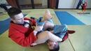 BATTLE BEETLE TUTORIAL - COMBAT SAMBO FOR MMA. MOUNT BODY HUG ARMBAR TRIANGLE.