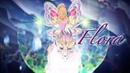 Winx Club Season 7 Flora Tynix Spells English