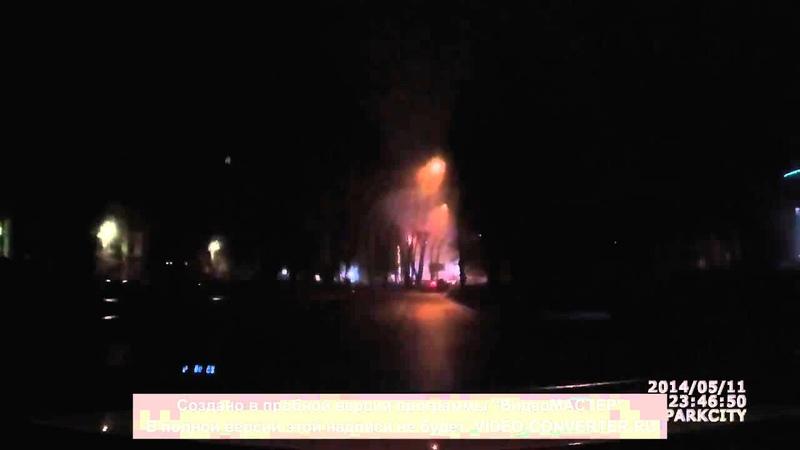 В Брянске гаишники устроили ДТП с такси