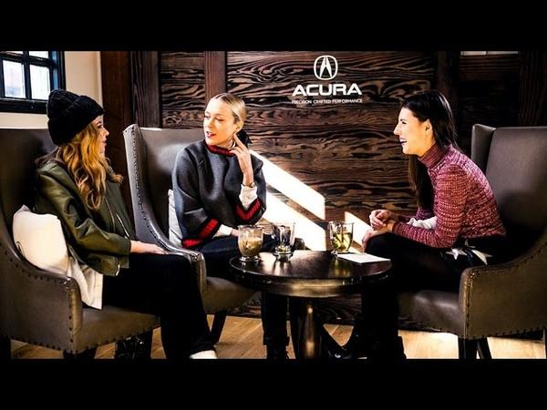 Acura - Sundance - A Drink With Chloe Sevigny Natasha Lyonne