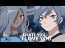 AMV Mizukamiya x Haizaki (Kidou) || I hate you, I love you (Video/Song Request)