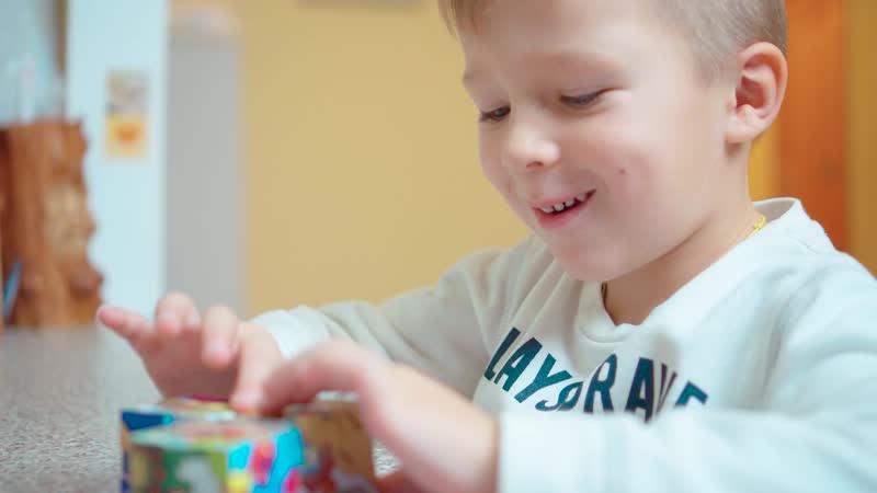 Развивающие игры КУБИРУ серия Kids mini 4
